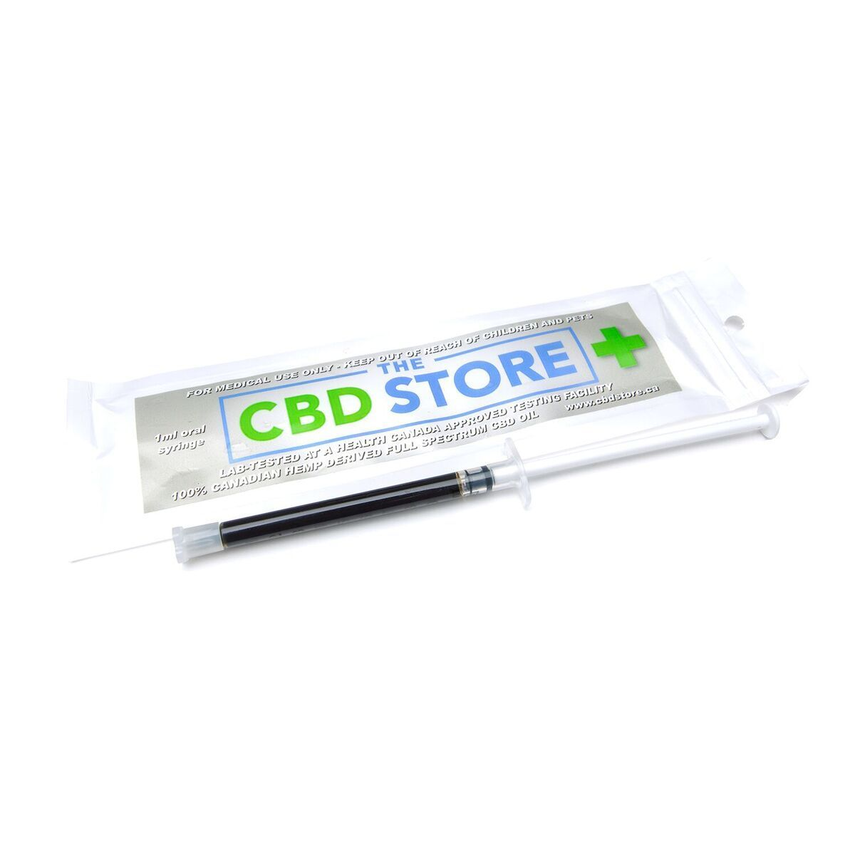 The CBD Store CBD Oil – 150mg CBD (1ml)