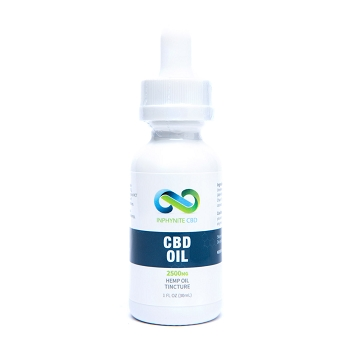 Inphynite Bioactive CBD Hemp Oil Tincture – 2500mg CBD (30ml)