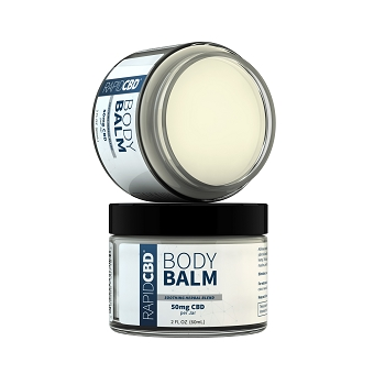 Isodiol Bioactive CBD Body Balm - 60ml